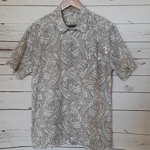 Mens Quicksilver Waterman collection shirt, size L